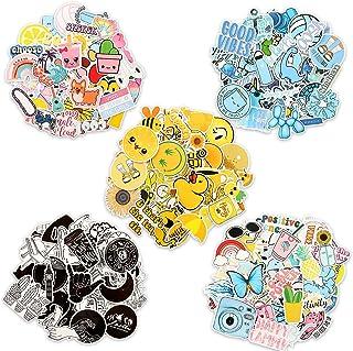 Esportic 250Pcs Autocollant, Vsco Stickers, Stickers Skateboard, Graffiti Autocollants Pack, Laptop Stickers Aesthetic, Vi...