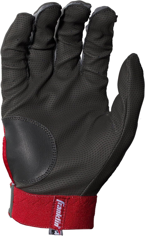 Franklin Sports 2nd-Skinz Batting Gloves