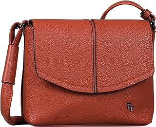 TOM TAILOR bags RONJA Damen Umhängetasche XS, 19,5x6,5x15,5