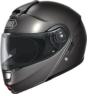 Shoei Neotec Anthracite Modular Helmet - 2X-Large