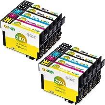 Gohepi 10 Multipack 29 XL Alta Capacidad Cartuchos de tinta, Compatible para Epson 29 con Epson Expression Home XP-235 XP-245 XP-247 XP-255 XP-335 XP-355 XP-342 XP-345 XP-432 XP-435 XP-442 XP-445