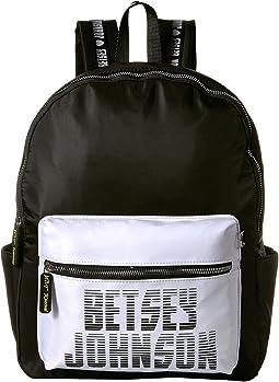 Sporty Logo Backpack