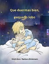 Que duermas bien, pequeño lobo (www.childrens-books-bilingual.com) (Spanish Edition)