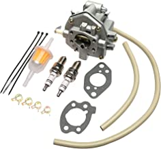 DEF Carburetor for Briggs and Stratton 845906, Replace for Briggs & Stratton 844041 844988 844039 809013 808252 807943 807801, 305442 305445 305446 305447 Series Vanguard 16 Hp Engines