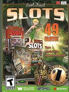 Reel Deal Slots, 3 Pack - Phantom EFX