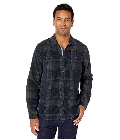 Prana Dooley Long Sleeve Shirt (Bed Rock) Men