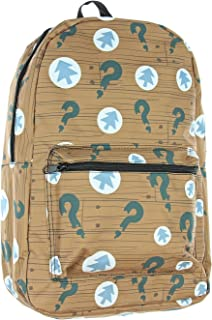 Disney XD Gravity Falls Dipper Pines Tree and Question Mark Symbol All Over Print Laptop Backpack