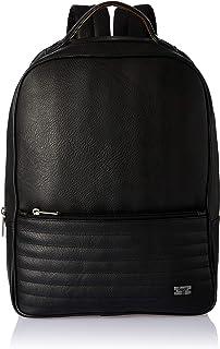 Baggit Men's Shoulder Bag (Black) (Unitsnits 1)