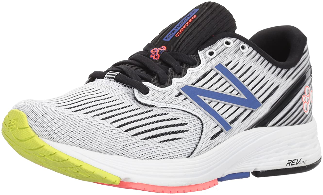 ペリスコープ差し引く国民[ニューバランス] Women's W890 Ankle-High Running Shoe