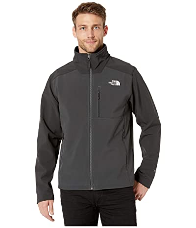The North Face Apex Bionic 2 Jacket (Asphalt Grey/TNF Black) Men
