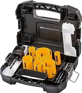 Dewalt DT83003-QZ Juego de 11 Piezas Coronas Bi-Metal para Electricista, Set