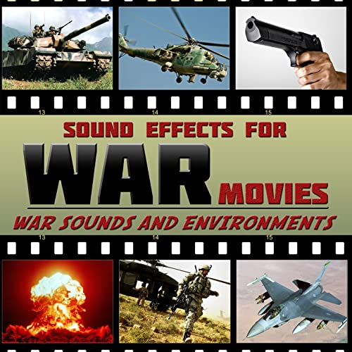 Sound Effects for War Movies. War Sounds and Environments by ...