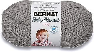 Bernat Baby Blanket Tiny Yarn Gray Owl