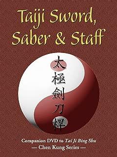 Taiji Sword, Saber & Staff