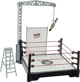 comprar comparacion WWE Ring de impacto, accesorio de los luchadores (Mattel GFH65)