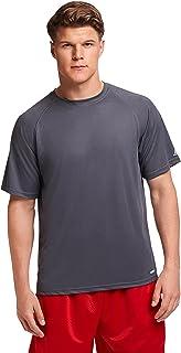 Russell Athletic Men's Dri-power Men's Mesh Short Sleeve Tee T-Shirt