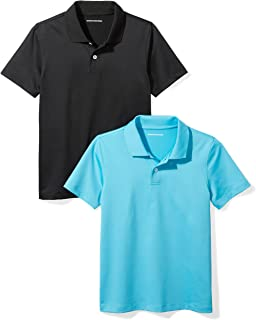 Boys' 2-Pack Performance Polo