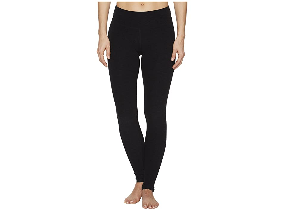 Beyond Yoga Spacedye Long Essential Leggings (Darkest Night) Women