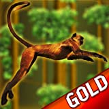 Ape, Chimp and Monkey Banana Quest Fun in the Forest - Gold Edition