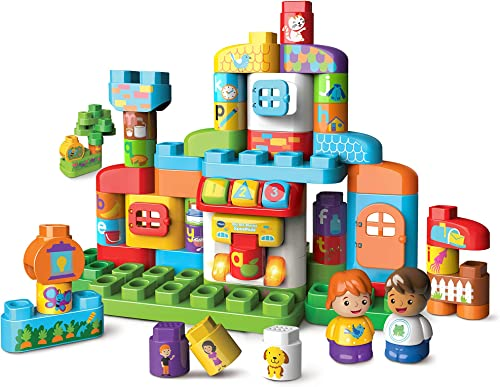 bouwspeelgoed - VTech Bla Bla Blocks - Speelhuis (1 TOYS)