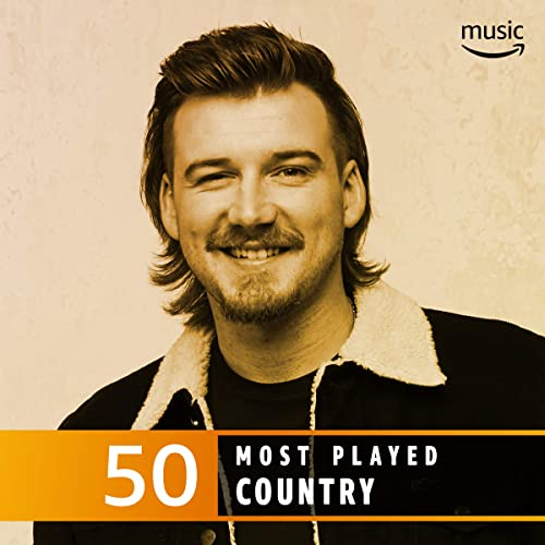294c91bb0e The Top 50 Most Played  Country by Morgan Wallen