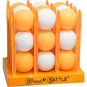 Bounce Battle Game Set - an Addictive Game of Strategy, Skill & Chance