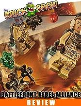 LEGO Star Wars Battlefront Rebel Alliance Battle Pack Review (75133)