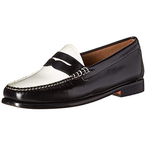 f9816961287be Black and White Loafers: Amazon.com
