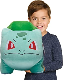 Pokemon Bulbasaur Giant Plush, 24-Inch - Adorable, Ultra-Soft, Life Size Plush Toy, Perfect for Playing & Displaying - Got...