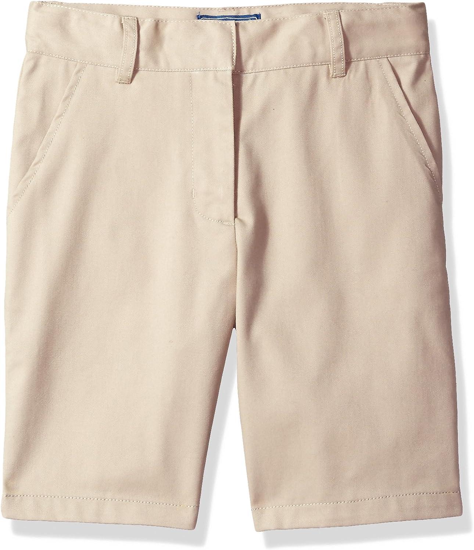 CHEROKEE Girls' Uniform Tucson Mall Shorts Twill favorite