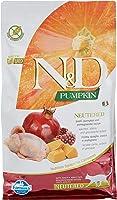 N&D Pumpkin Bıldırcın & Nar Neutered Cat, 1.5 Kg