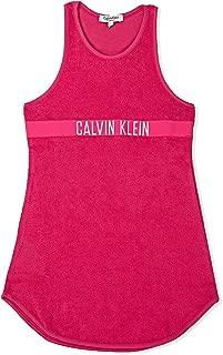 Calvin Klein Girls 2724565441-Pink Straight
