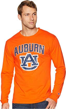 Auburn Tigers Long Sleeve Jersey Tee