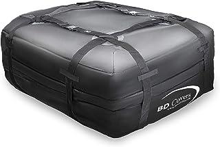 BD Cobre bolsa de transporte para teto de carga 100% à prova d'água armazenamento de viagem fácil de instalar 4,5 metros c...