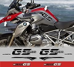 Adesivi Stickers compatibili per moto BMW R1200 GS 2004-2007 COD H003