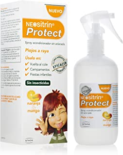 Neositrín Protect Spray Acondicionador Sin Aclarado, 250 ml