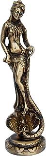 Aakrati Decorative Sculpture - Hotel Decor Metal Figure Unique Gift - Table Statue - Showpiece