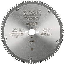 Dewalt DT4283-QZ DT4283-QZ-Hoja para Sierra Circular estacionaria 305x30mm 80D TCG-5º, 0 W, 0 V