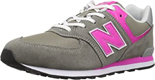 New Balance Kids' Girl's 574v1 Evergreen Lace-up Sneaker