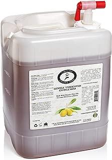 Gentle Unscented Castile Soap 5 Gallon Jug   Certified Organic