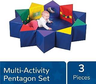 Childrens Factory Multi-Activity Pentagon Set