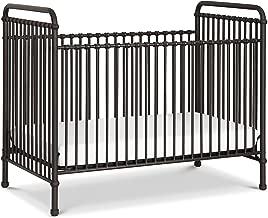 Million Dollar Baby Classic Abigail 3-in-1 Convertible Crib, Vintage Iron