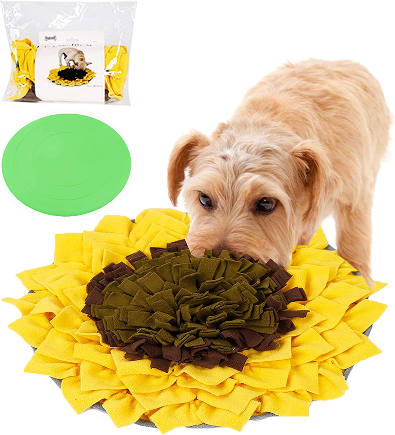 ALOYA Snuffle Mat,Dog At the price Mat,Nosework Mat for Dog All items in the store