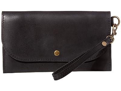 ABLE Mare Phone Wallet (Black) Wallet Handbags