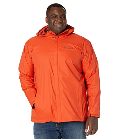 Columbia Big Tall Watertight II Jacket (Bonfire) Men
