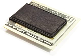 leather money clip magnetic