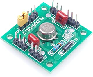 LM YN AD584 Voltage Reference 4-Channel 2.5V 5V 7.5V 10V High Precision Voltage Reference Module