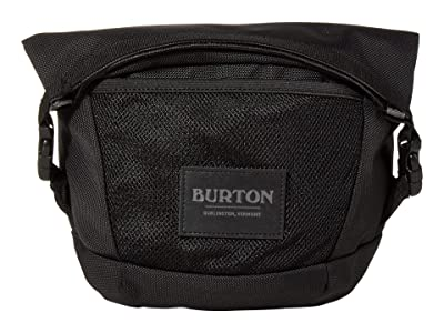 Burton Haversack Small Bag (True Black Ballistic) Bags