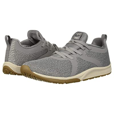 Ryka Fizz (Frost Grey Fabric/PU) Women
