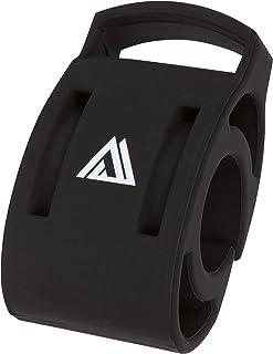 comprar comparacion Soporte de reloj para bicicleta de KOM Cycling - Coloca tu reloj en tu bicicleta - Diseñado para Garmin Forerunner Watch S...
